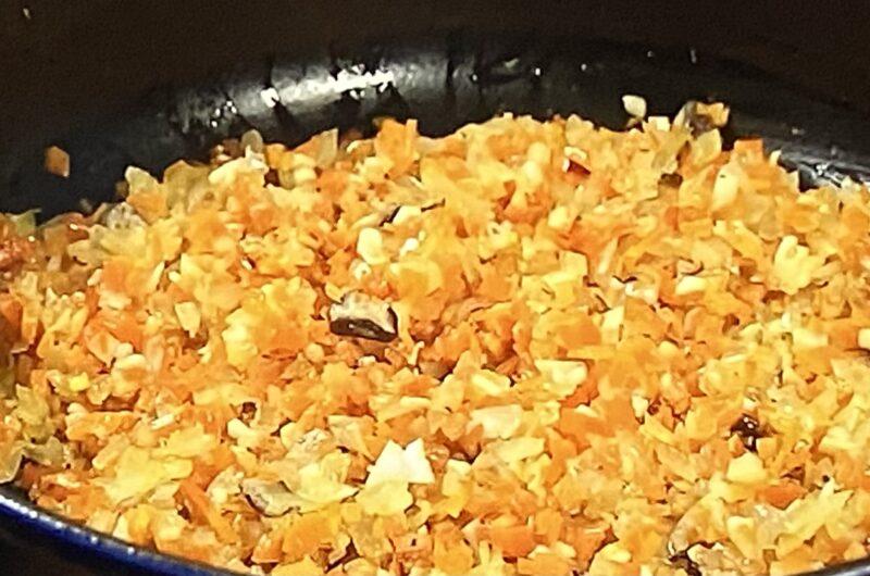 【あさイチ】ソフリット(みじん切り野菜の炒め物)の作り方 フードロスが出ない時短料理レシピ 6月29日