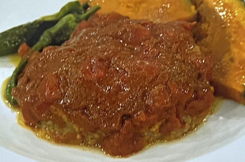 【あさイチ】レンチンハンバーグの作り方 しらいのりこさんのレシピ(6月28日)