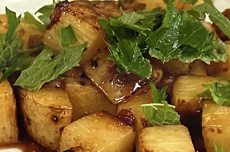 【あさイチ】長芋の皮ごとサイコロステーキの作り方 フードロスが出ない時短料理レシピ 6月29日