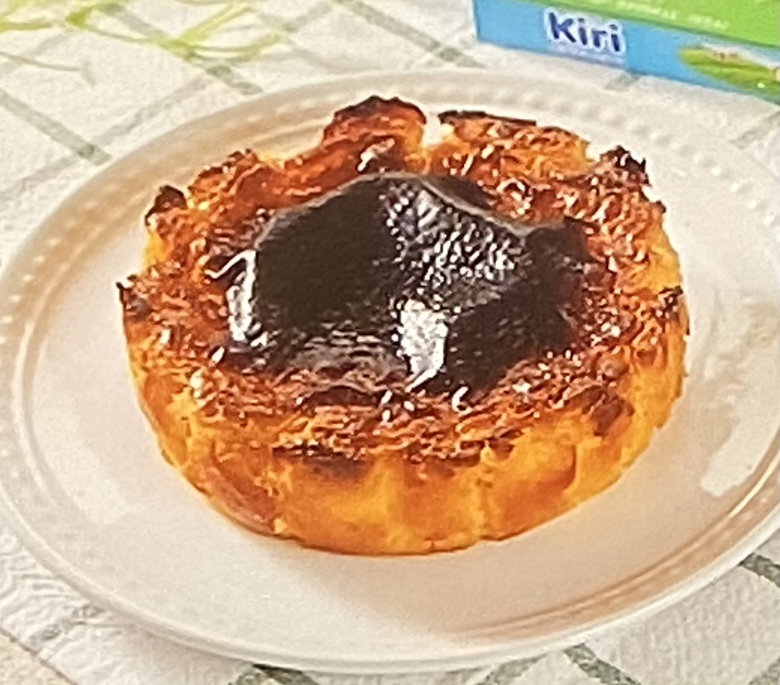 バスク風チーズケーキ ラヴィット