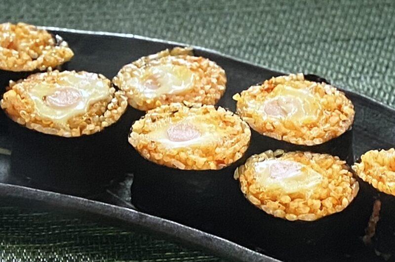 【家事ヤロウ】韓国風ハリッサ巻き寿司の作り方 カルディアレンジレシピ(6月1日)