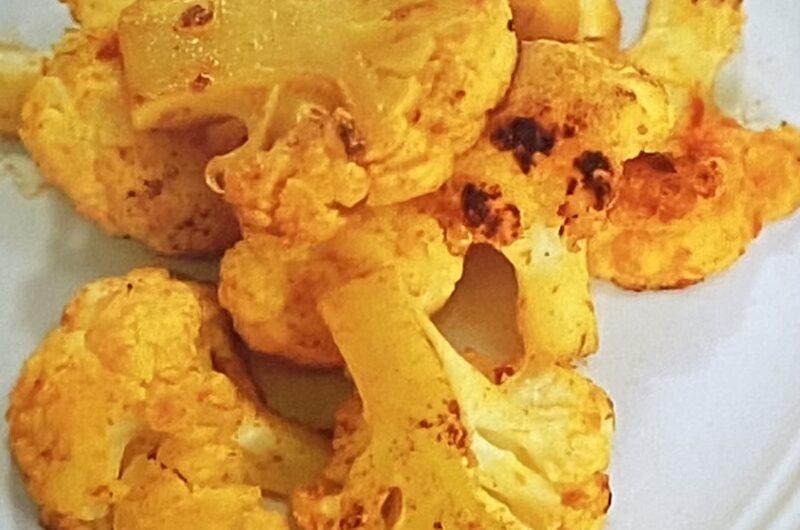 【showチャンネル】カリフラワーのスパイス焼きの作り方 印度カリー子さんレシピ(6月5日)