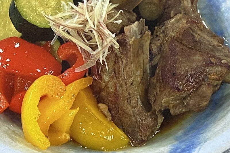 あさイチ 豚スペアリブのすっぱ煮の作り方 松村眞由子さんレシピ(6月21日)