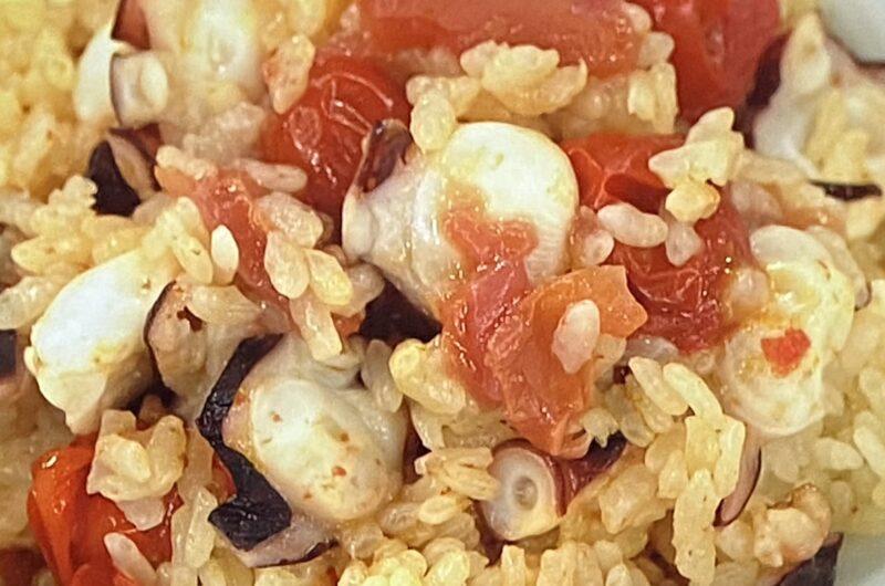 【あさイチ】たこ飯(梅干しでさっぱり!)の作り方 コウ静子さんレシピ (6月7日)