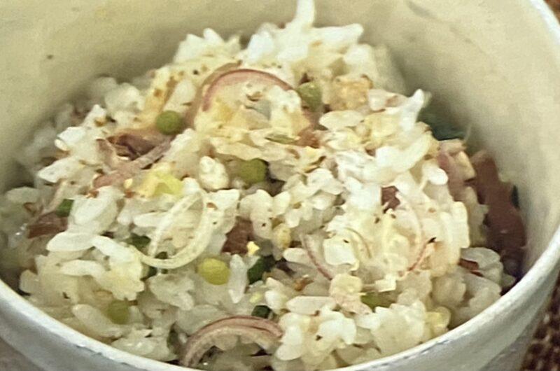 【あさイチ】アジの炊き込みご飯の作り方 みないきぬこさんのレシピ (6月2日)