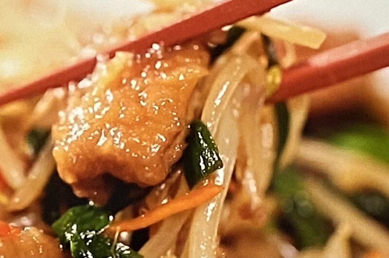 【ヒルナンデス】レバニラ炒めの作り方 町中華のレシピ(6月22日)