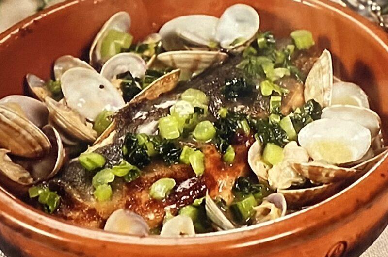 【ラヴィット】バスク風煮魚(スペイン風煮魚)の作り方 ミシュランシェフの10分レシピ 5月27日