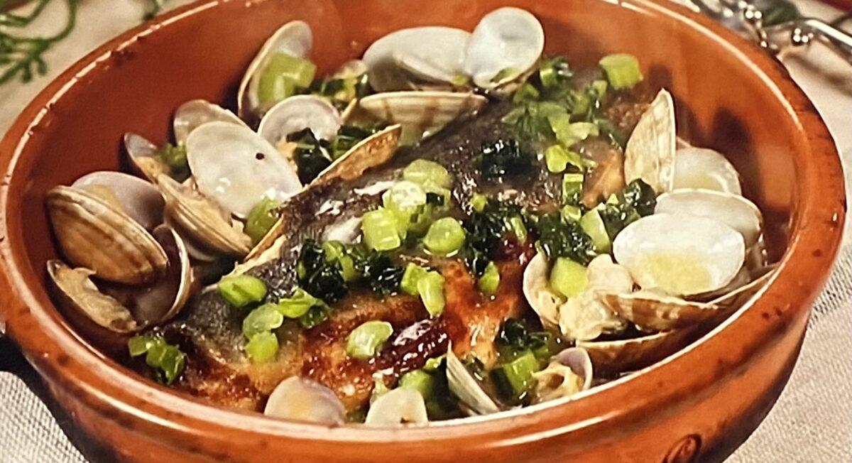 スペイン風煮魚 ラヴィット