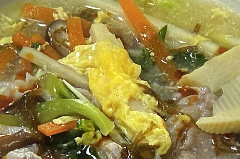 【あさイチ】もずく酢サンラータンの作り方 もずくのレシピ (6月1日)
