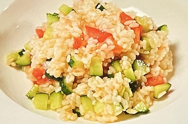 【ヒルナンデス】お米のサラダの作り方 リュウジさん夏の居酒屋レシピ(7月19日)