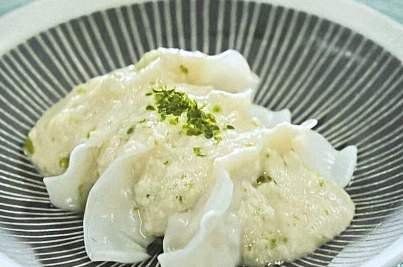 【家事ヤロウ】つるつる冷やし餃子の作り方 最新餃子レシピ(7月6日)