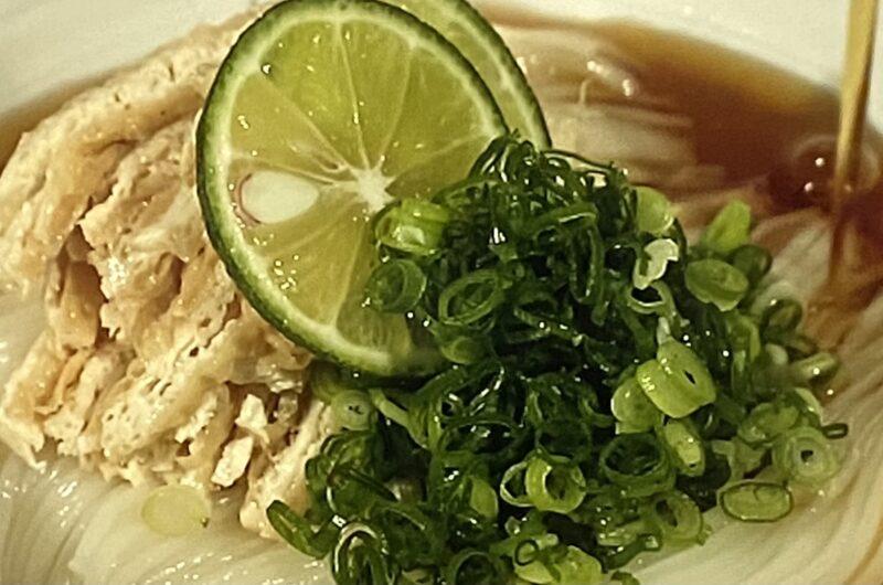 【あさイチ】めんつゆ&ぶっかけそうめんの作り方 お酢レシピ(7月20日)