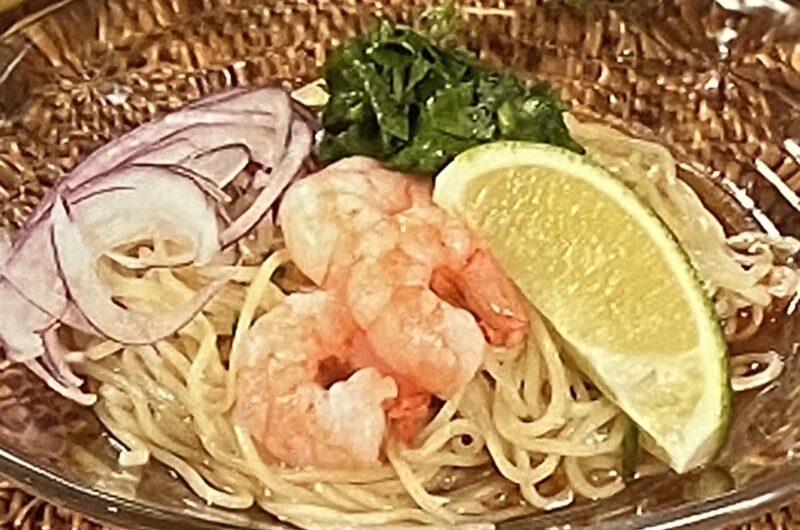 【ラヴィット】アジアンひやちゅうの作り方 冷やし中華アレンジレシピ 7月12日