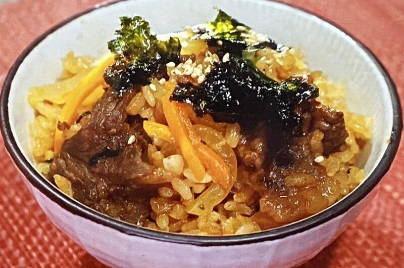 【相葉マナブ】キンパ釜飯の作り方 釜ー1グランプリ