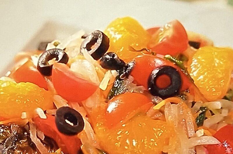 【ラヴィット】サバの南蛮漬け(サバのエスカベッシュ)の作り方 ミシュランシェフの10分2品レシピ 7月9日