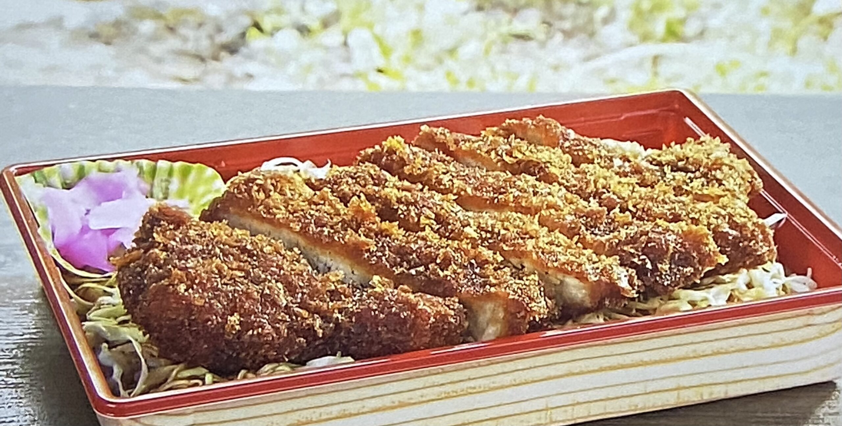 ソースカツ丼 明治亭 せっかくグルメ