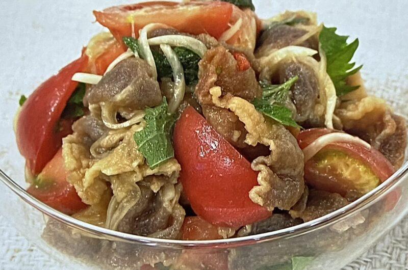 あさイチ】パリパリ豚肉南蛮漬けの作り方 枝元なほみさんのレシピ