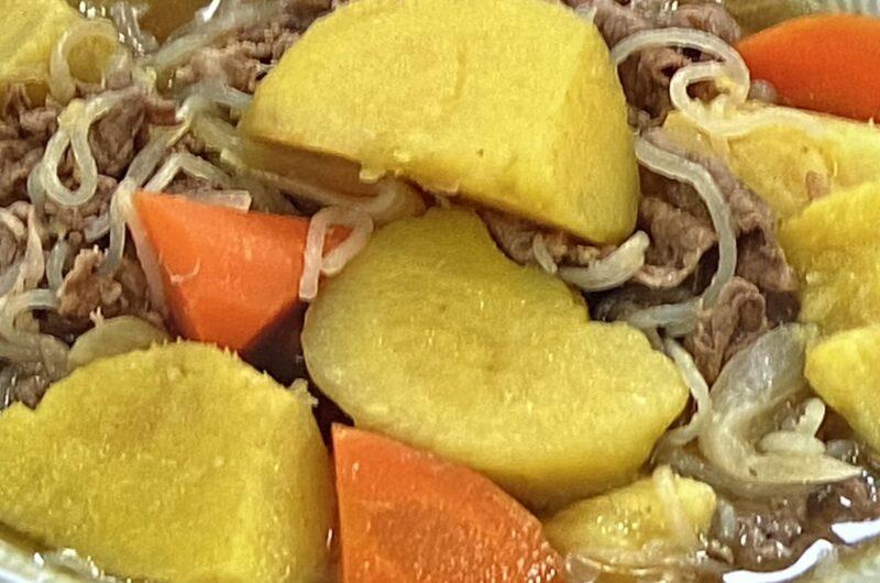 【あさイチ】冷やし肉さつまいもの作り方 アレンジレシピ(7月6日)