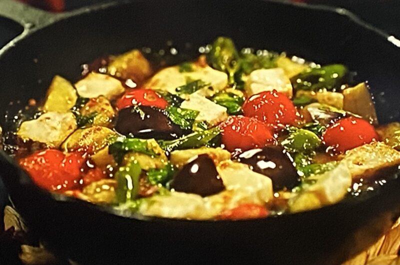 【あさイチ】夏野菜のアヒージョの作り方 夏の食卓お悩み解決料理レシピ