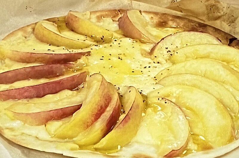 【シューイチ】桃のピザの作り方 まじっすか 湊くんレシピ&おすすめ品種・スイーツ(7月25日)