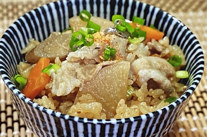 【相葉マナブ】豚汁釜飯の作り方 釜ー1グランプリ