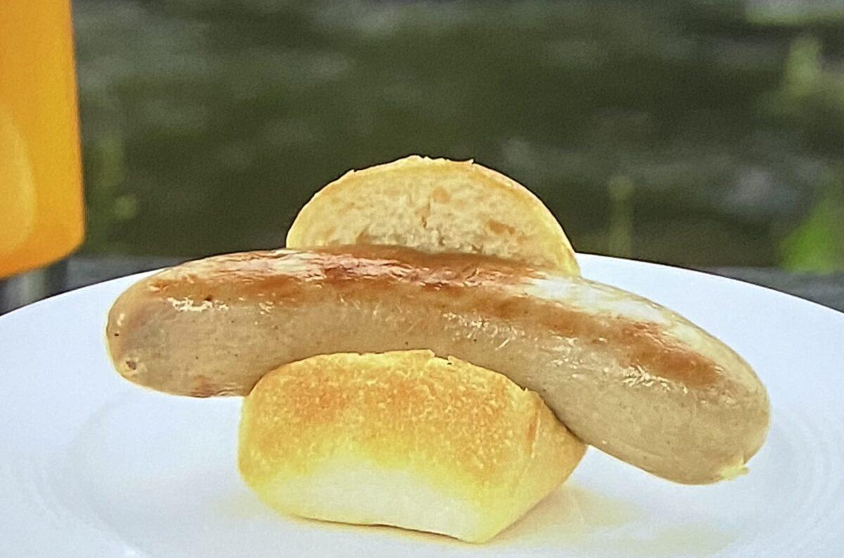 軽井沢ホットドッグ 腸詰屋 せっかくグルメ