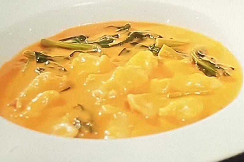【ラヴィット】トマトとマスカルポーネの手打ちパスタの作り方 ミシュランシェフの10分2品レシピ 7月8日