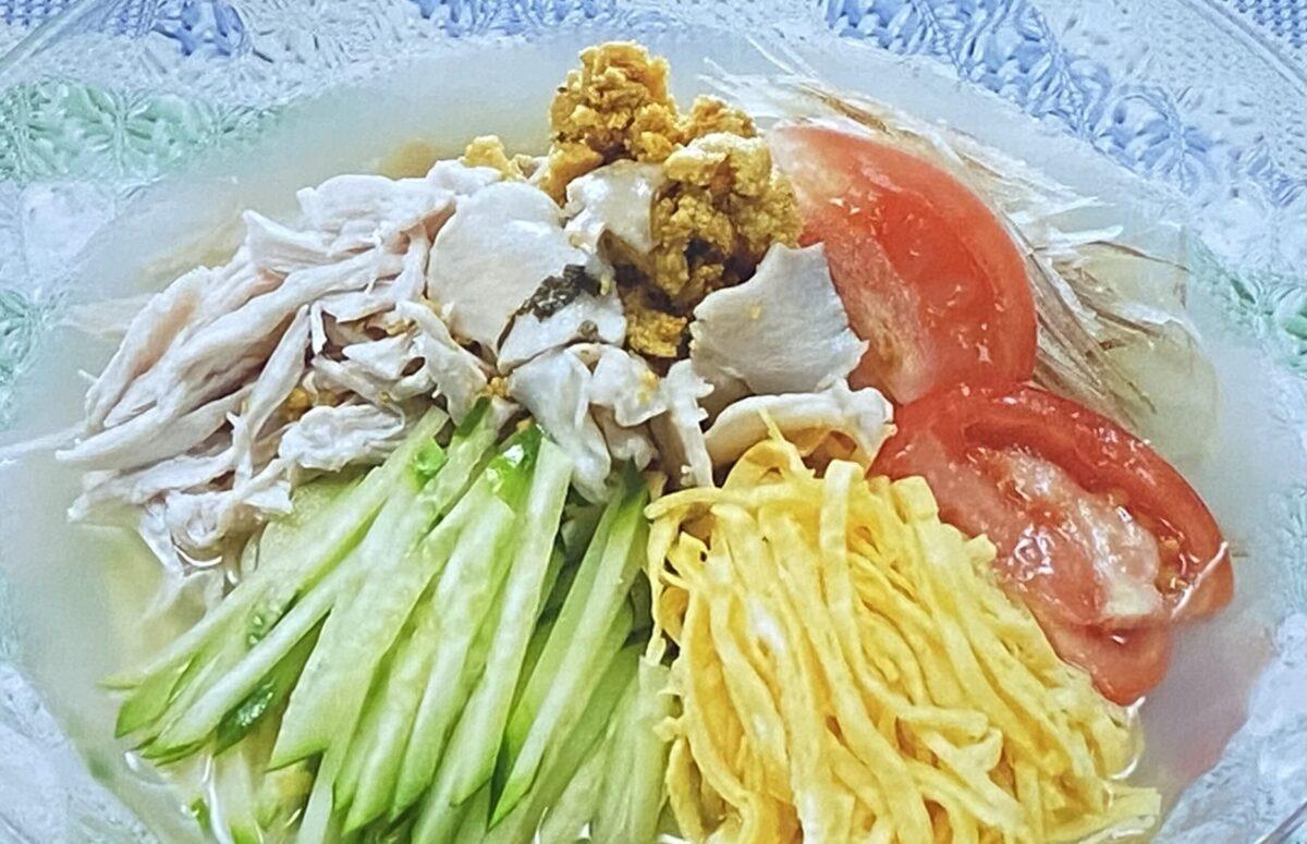 いちご煮の冷やし中華 相葉マナブ