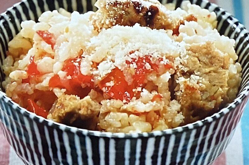 【相葉マナブ】お弁当ハンバーグ釜飯の作り方 釜ー1グランプリ