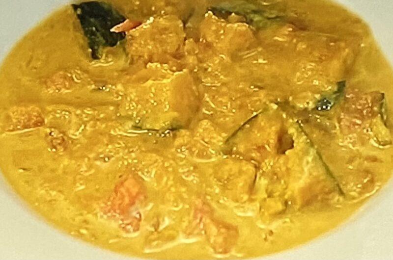 【ヒルナンデス】かぼちゃカレーの作り方 印度カリー子さんレンチンカレーレシピ(8月19日)