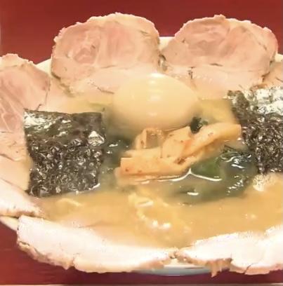 せっかくグルメチャーシュー麺