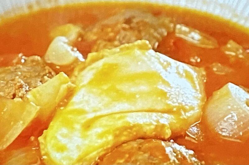 【ソレダメ】焼肉そぼろ温玉丼&トマト味噌煮込みの作り方 ジャパンミートアレンジレシピ(8月25日)