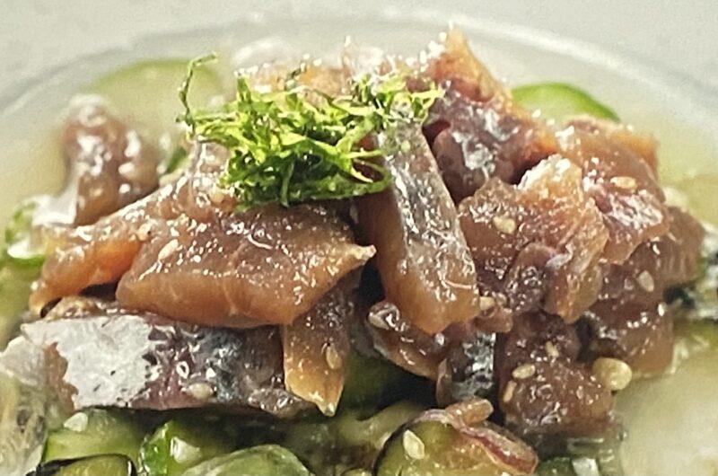 【相葉マナブ】りゅうきゅうの冷や汁の作り方 海の幸博レシピ(8月22日)