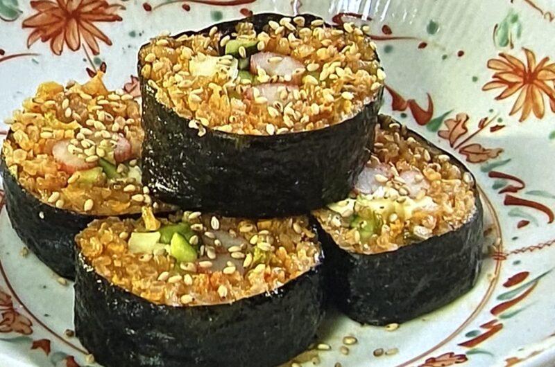 【ラヴィット】キンパの作り方 冷凍チャーハンアレンジレシピ 8月25日