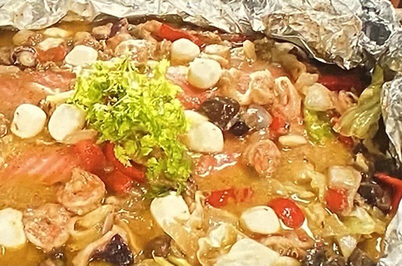 【ウワサのお客さま】サーモンの洋風ちゃんちゃん焼きの作り方 コストコアレンジレシピ 谷あさこさん(8月20日)