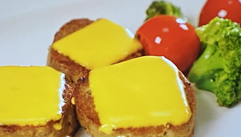 チーズハンバーグ ソレダメ