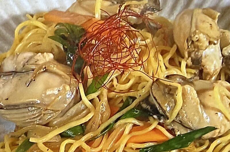 【青空レストラン】マヨポン焼きそば&すだちポン酢の作り方 岩牡蠣レシピ(8月14日)