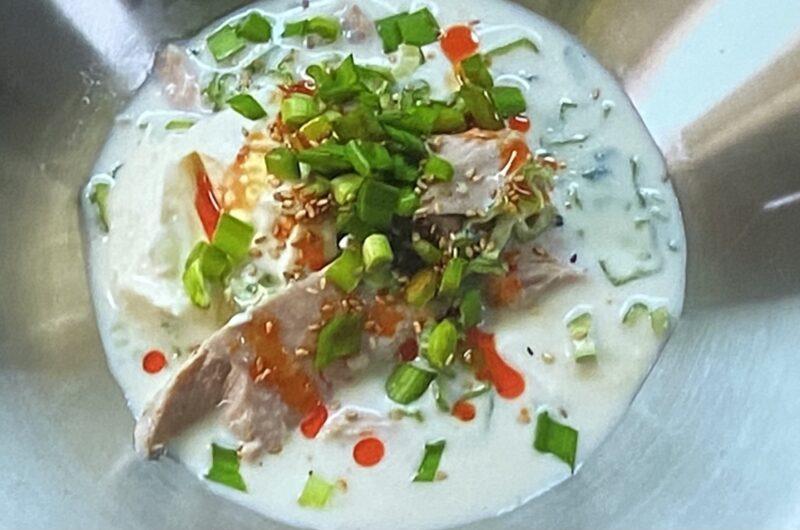 【家事ヤロウ】冷やし麻婆豆腐の作り方 料理芸人ロバート馬場さんレシピ(8月17日)
