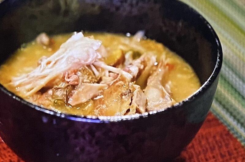 【ヒルナンデス】参鶏湯(サムゲタン)の作り方 コストコロティサリーチキンアレンジレシピ(8月16日)