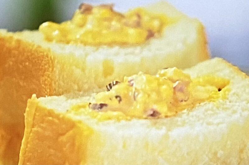 【サタプラ】和風ポケットサンドの作り方 稲垣飛鳥さんの生食パンアレンジレシピ サタデープラス 8月14日