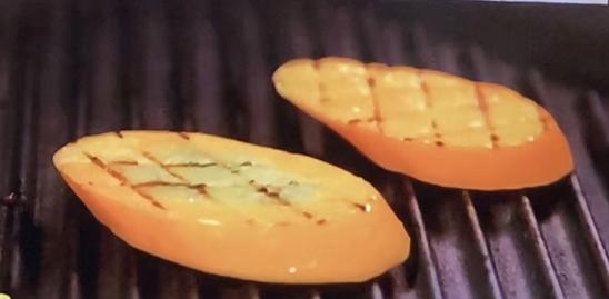 帝国ホテル野菜カレーズッキーニ