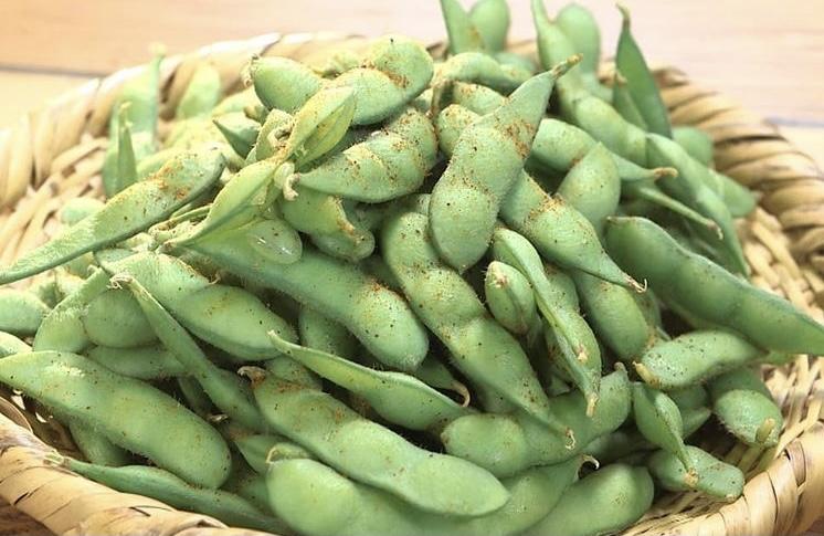 枝豆メキシコ風 和田明日香