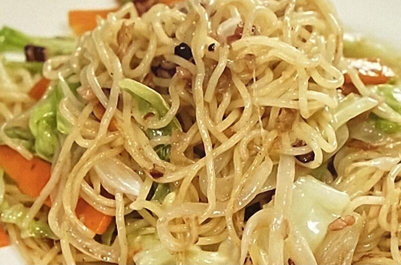 【相葉マナブ】やみつきタコ焼きそばの作り方 秋の北海道博レシピ(9月12日)