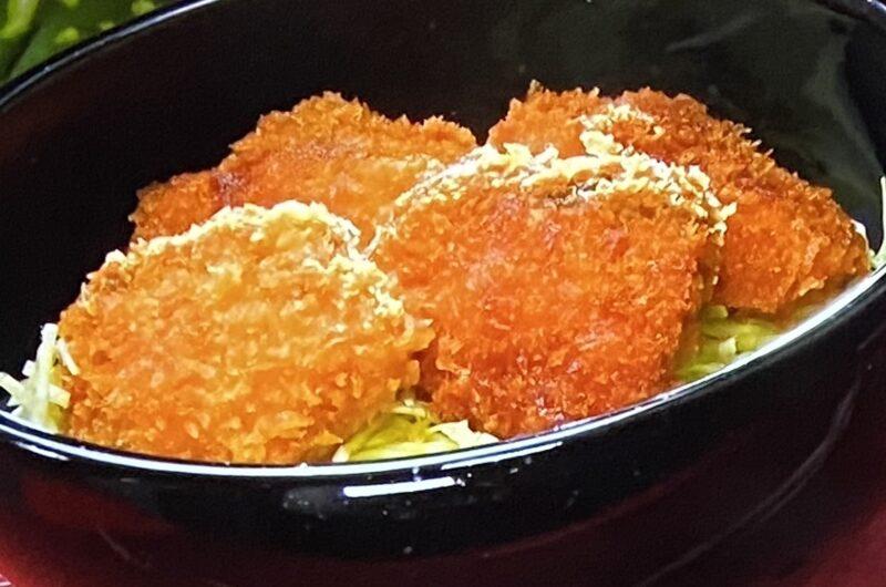【ヒルナンデス】サケのタレカツ丼の作り方 サバVSサケ 長田知恵さんのレシピ(9月29日)