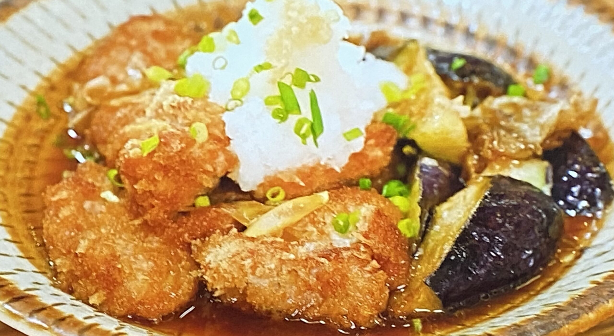 チキンかあさん煮 大戸屋 チキン和田さん煮