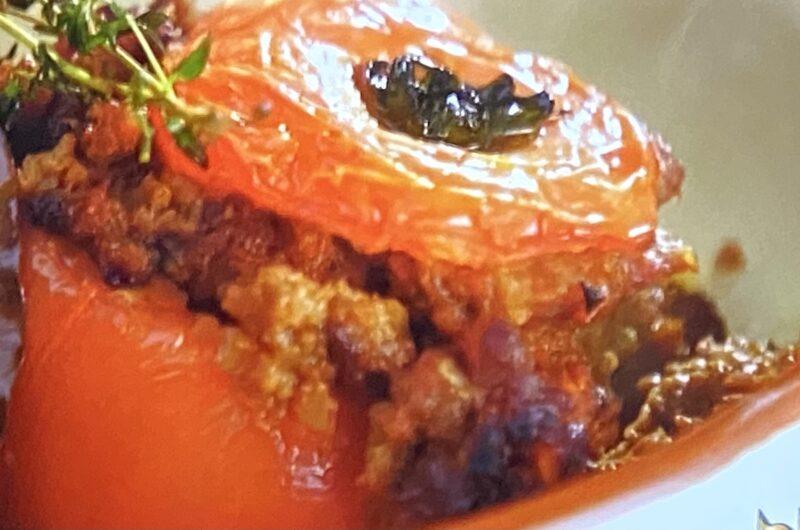 【沸騰ワード】トマトファルシカレーの作り方 家政婦志麻さん秋食材レシピ(9月24日)
