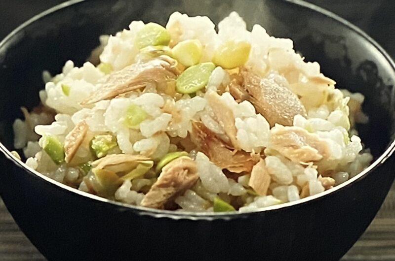 【相葉マナブ】マグロずんだ釜飯の作り方 釜ー1グランプリ(9月5日)