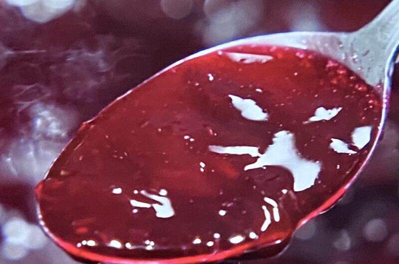 【相葉マナブ】万能ぶどうジャムの作り方 巨峰レシピ(9月19日)