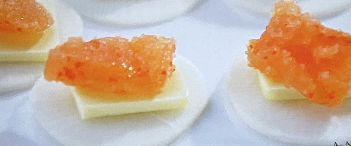 大根バター明太