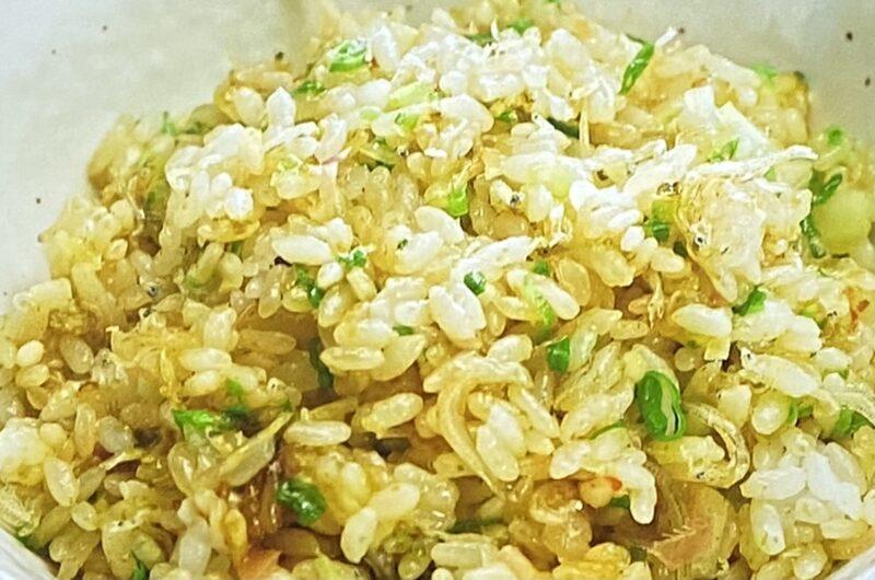 【家事ヤロウ】海苔バターの混ぜご飯の作り方 IKKOさんレシピ(9月28日)